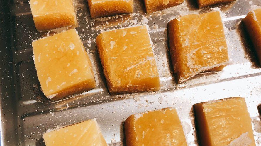 TBS『名医のTHE太鼓判!』血糖値を下げる高野豆腐がスーパーで売切だから手作りしてみた
