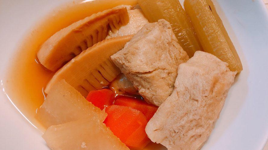 TBS『名医のTHE太鼓判!』血糖値を下げる「高野豆腐の煮物」に挑戦したけど、アレが足りないことに気が付いた