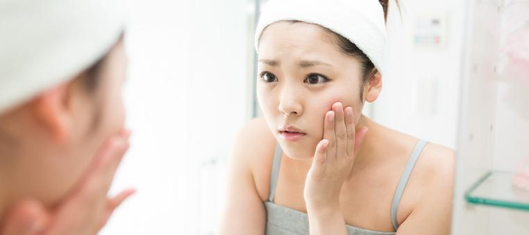 季節の変わり目に多い「敏感肌」対処法は?